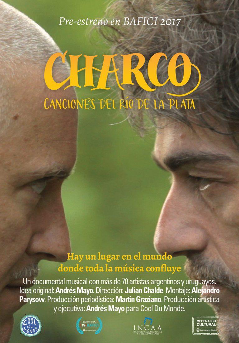 CHARCO, songs of the Rio de la Plata